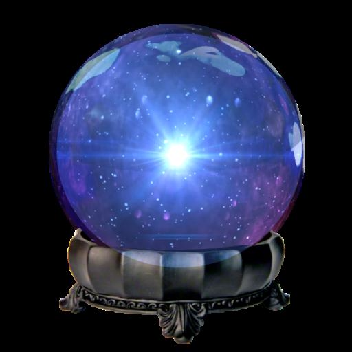 cryatal ball