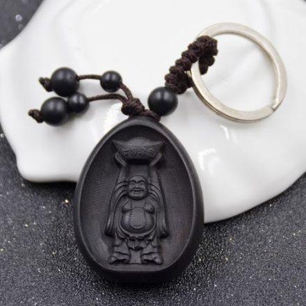 SPBD3-1-porte-cles-bouddha-rieur-fortune