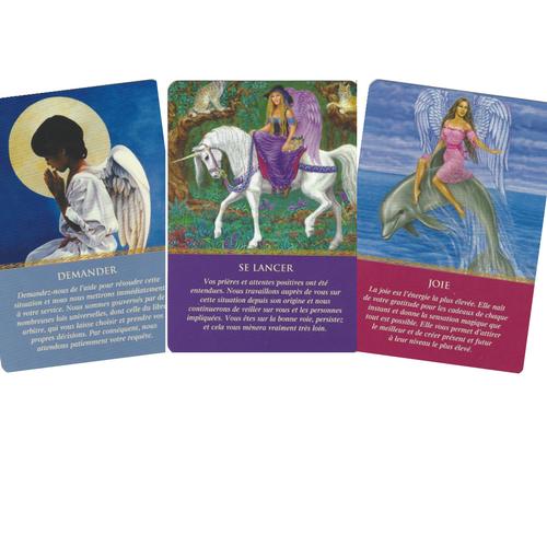Oracle des Anges Doreen Virtue 3 cartes