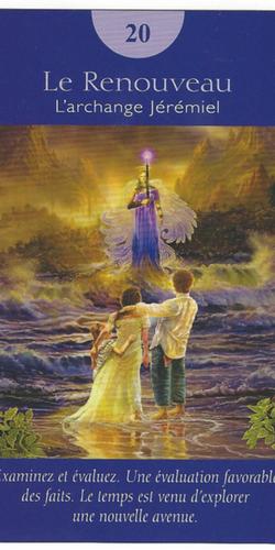 Tarot des Anges 20 Le renouveau 1