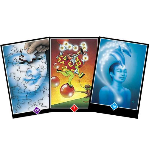 Tirage 3 cartes Osho Zen