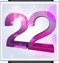 Nombre Actif 22