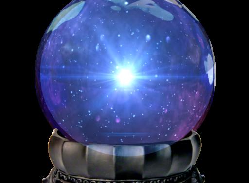Cristallomancie, boule de cristal, miroir
