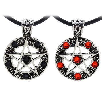 ATTL1.02 collier-pendentif-pentagramme